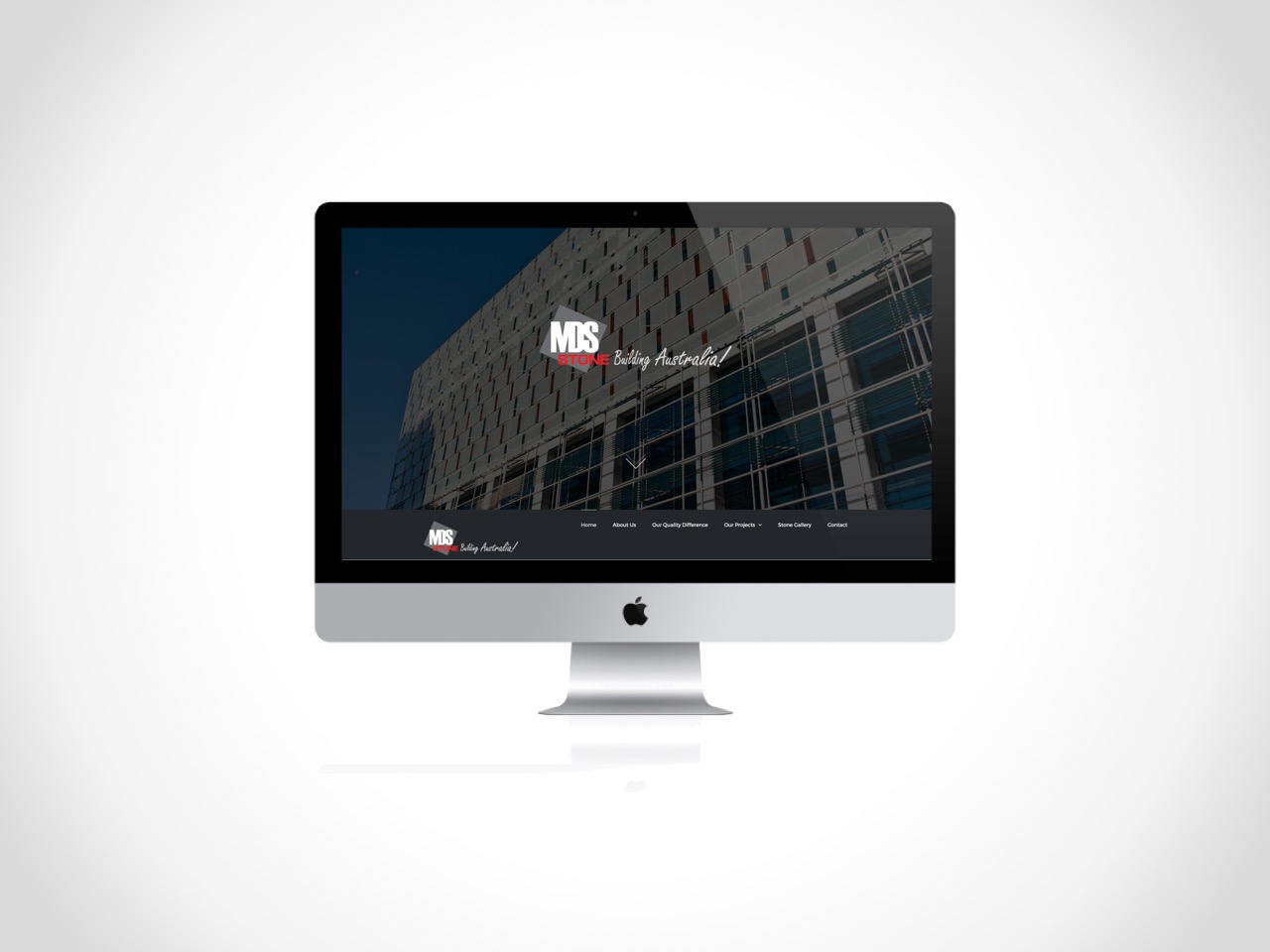MDS Stone homepage